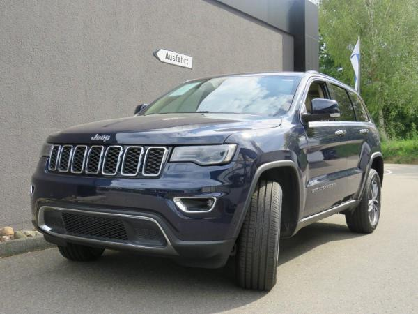 Foto - Jeep Grand Cherokee 3.0 CRD 250 Limited
