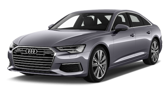 audi a6 frontansicht