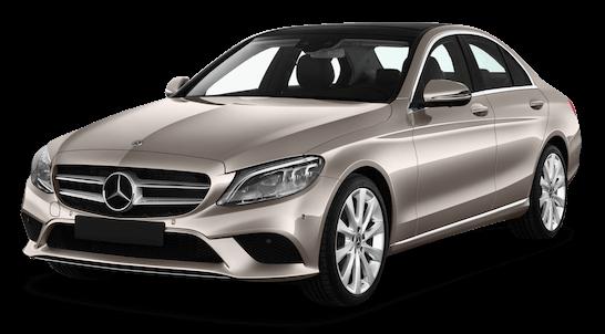 mercedes c-klasse limousine frontansicht