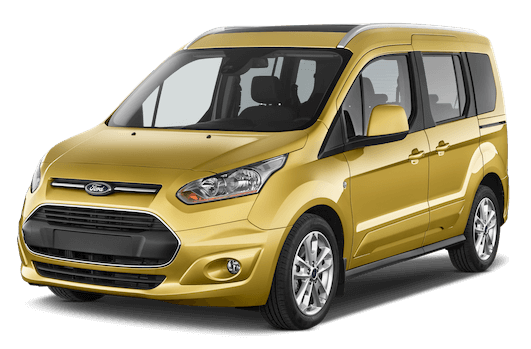 ford tourneo connect frontansicht