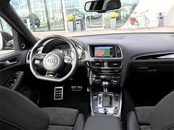 Ausstattung innen Audi SQ5